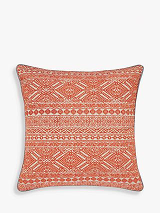 Harlequin Toco Cushion, Orange
