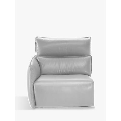 Natuzzi Stupore 002 RHF Leather Modular Sofa Unit