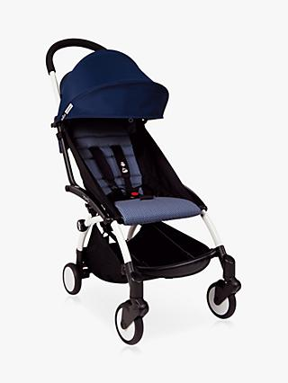 BABYZEN YOYO+ Pushchair, Air France Blue/White