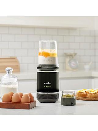 Breville Blend Active Compact Food Processor /& Smoothie Maker