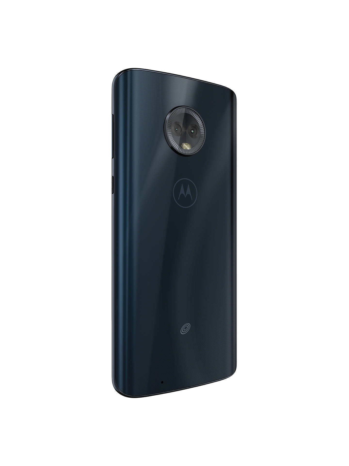 "Buy Motorola g6 Dual SIM Smartphone, Android, 5.7"", 4G LTE, SIM Free, 32GB, Purple Online at johnlewis.com"