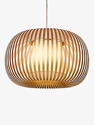John Lewis & Partners Harmony Small Ribbon Ceiling Light