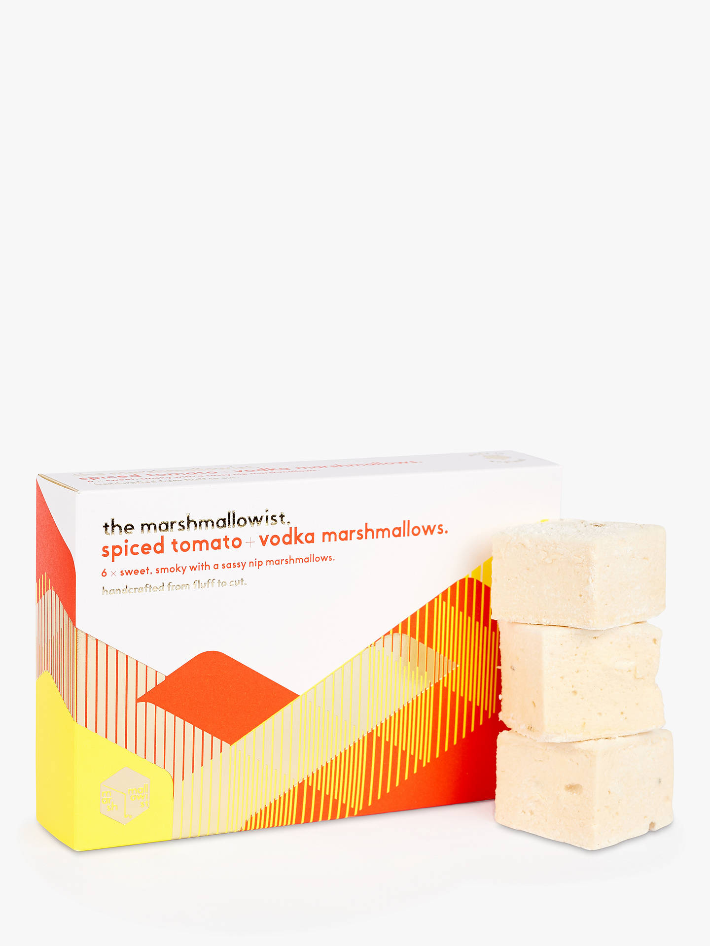 BuyThe Marshmallowist Spiced Tomato & Vodka Marshmallows, 120g Online at johnlewis.com