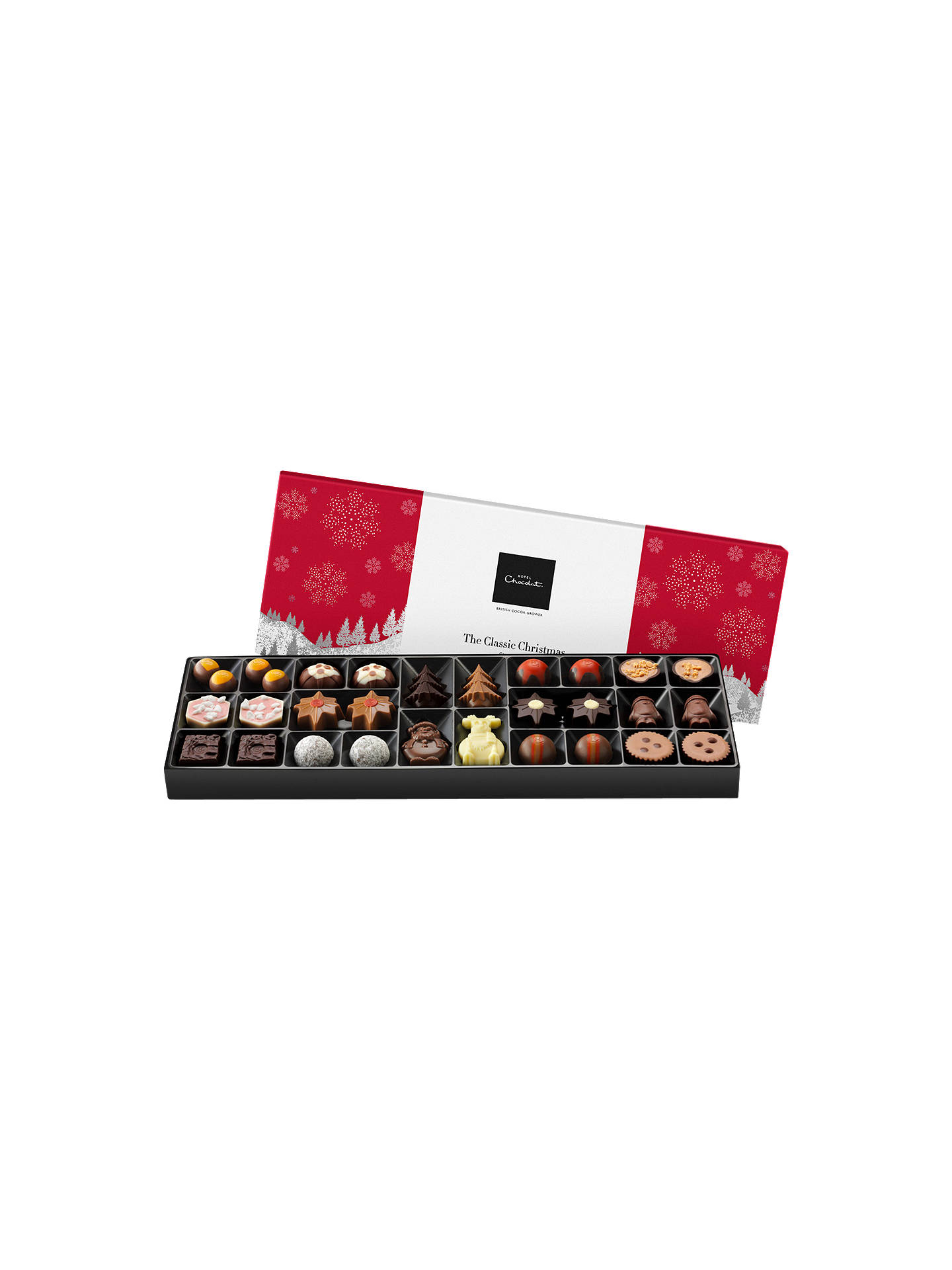 BuyHotel Chocolat The Classic Christmas Sleekster, 325g Online at johnlewis.com