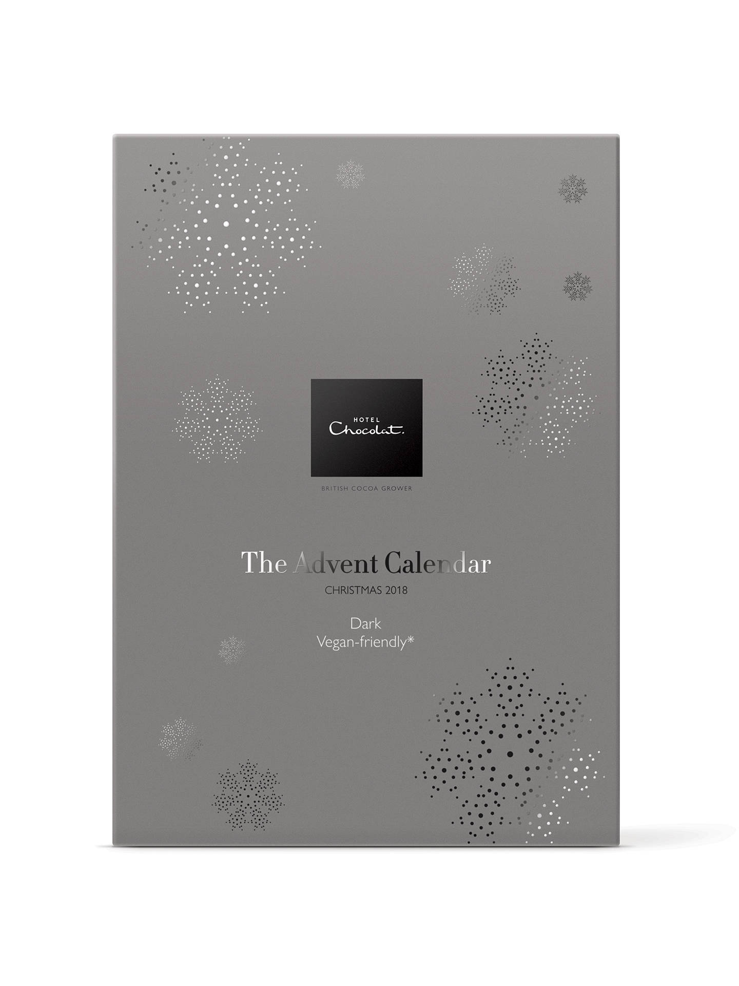 BuyHotel Chocolat The Ultimate Advent - Dark, 125g Online at johnlewis.com