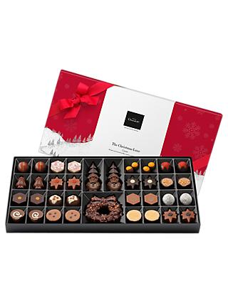 hotel chocolat the christmas luxe 470g