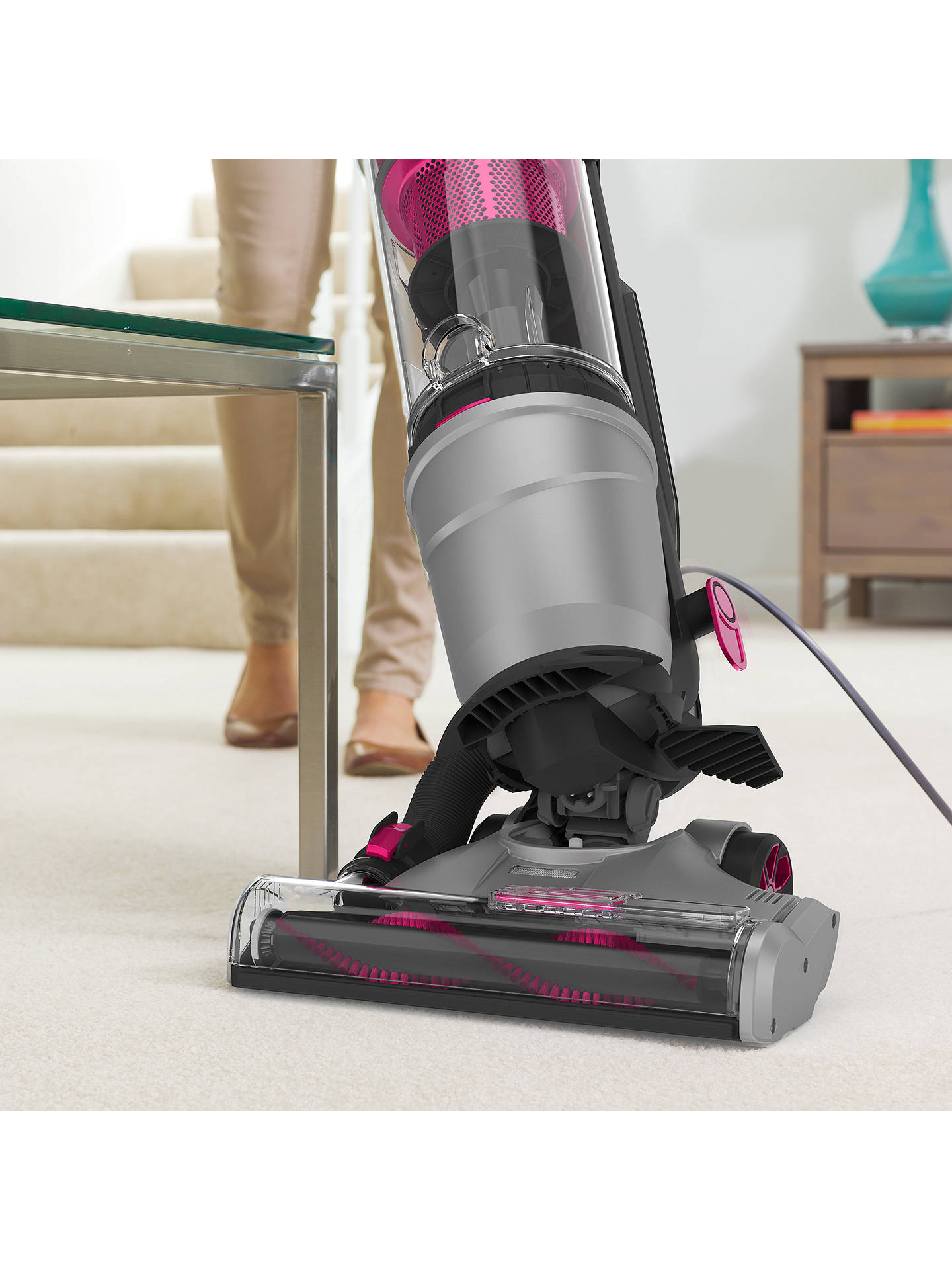 vax air lift steerable pet max upright vacuum cleane