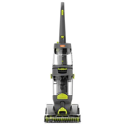 Image of Vax ECB1TNV1 Dual Power Max Carpet Washer, Grey / Green