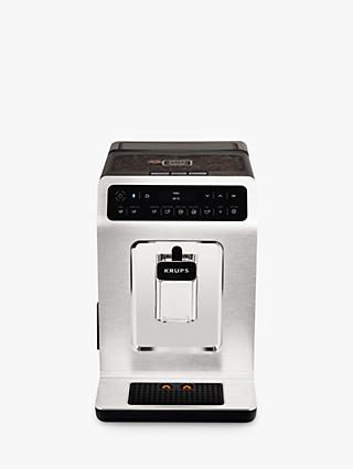 KRUPS EA893C40 Evidence Automatic Bean-to-cup Coffee Machine, Silver