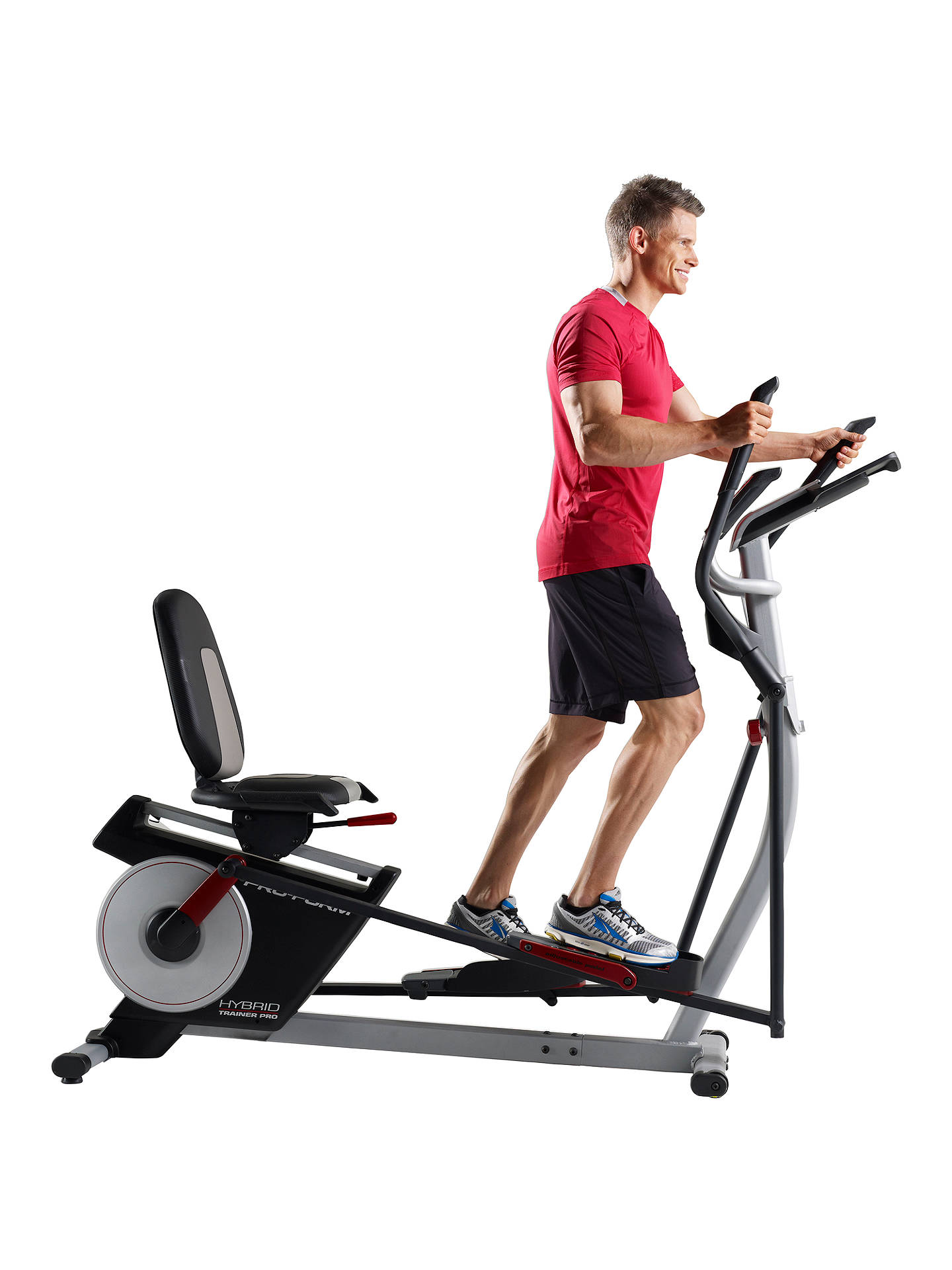 BuyProform Hybrid Trainer Pro Fitness Machine Online at johnlewis.com