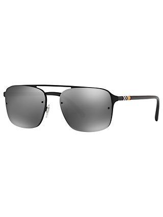 2785c4ae72774 Burberry BE3095 Men s Square Sunglasses
