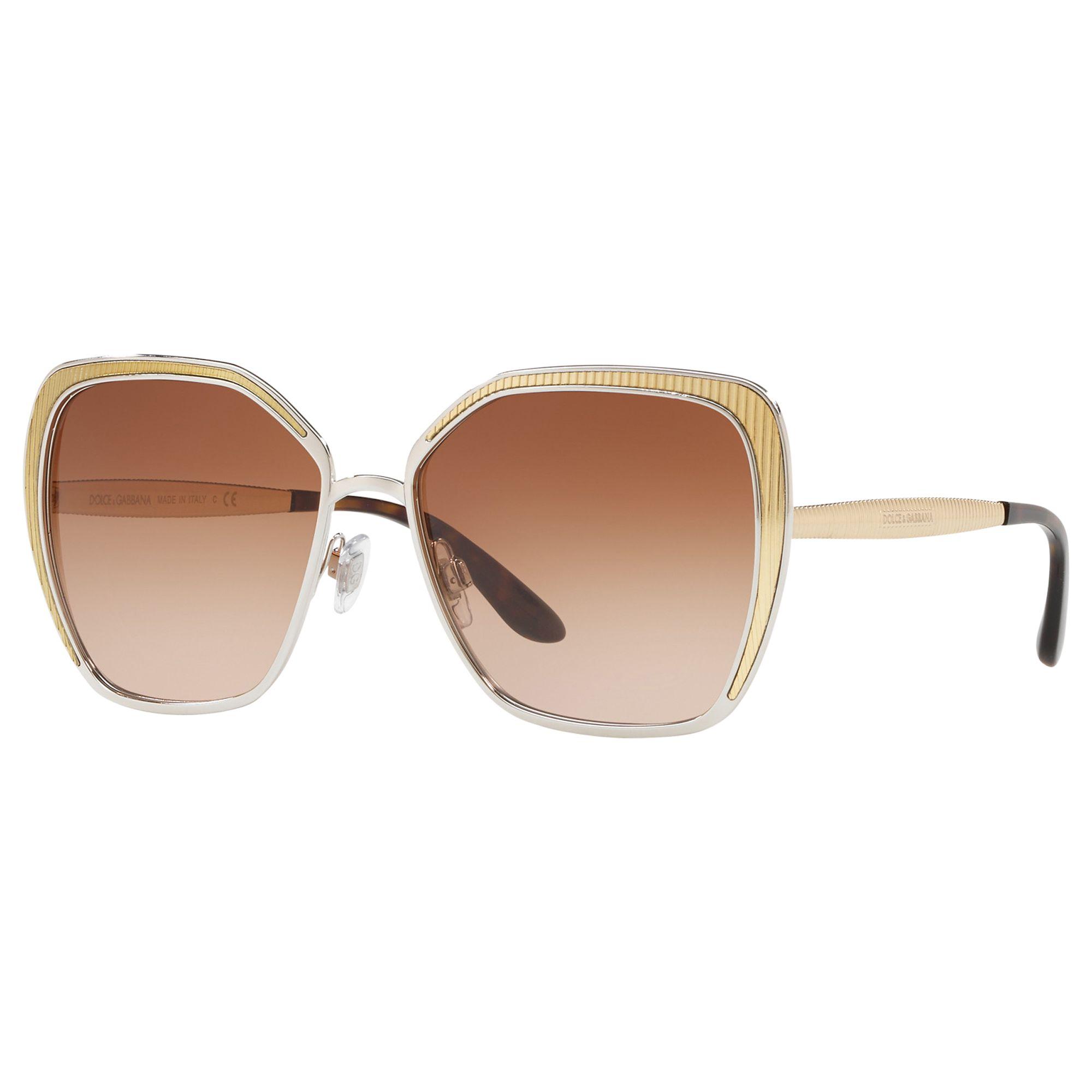Dolce & Gabbana Dolce & Gabbana DG2197 Women's Geometric Sunglasses