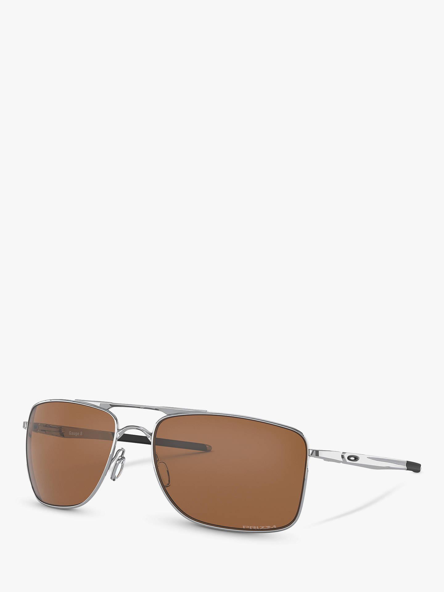 8d316e5de12e1 Buy Oakley OO4124 Men s Rectangular Sunglasses