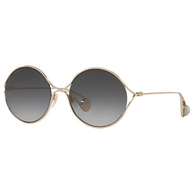 Gucci GG0253 Women's Round Sunglasses