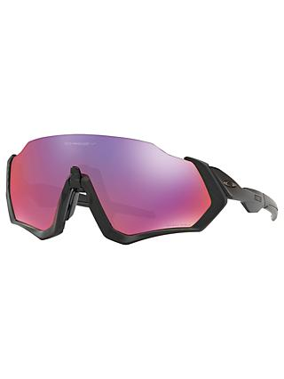 Oakley OO9401 Men's Flight Jacket Prizm Rectangular Sunglasses