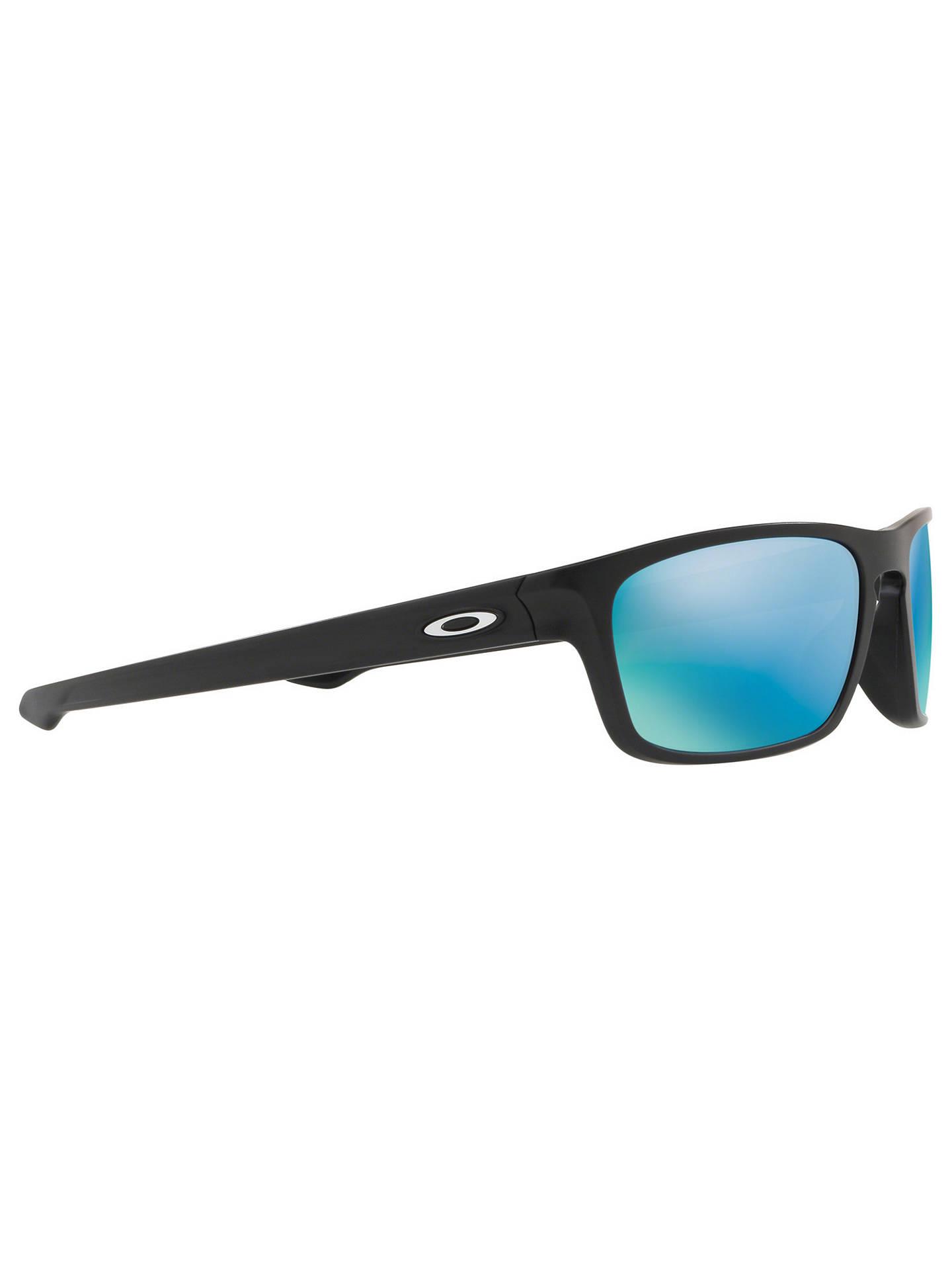 cdf9b86f51303 ... Buy Oakley OO9408 Men s Sliver Stealth Prizm Polarised Rectangular  Sunglasses