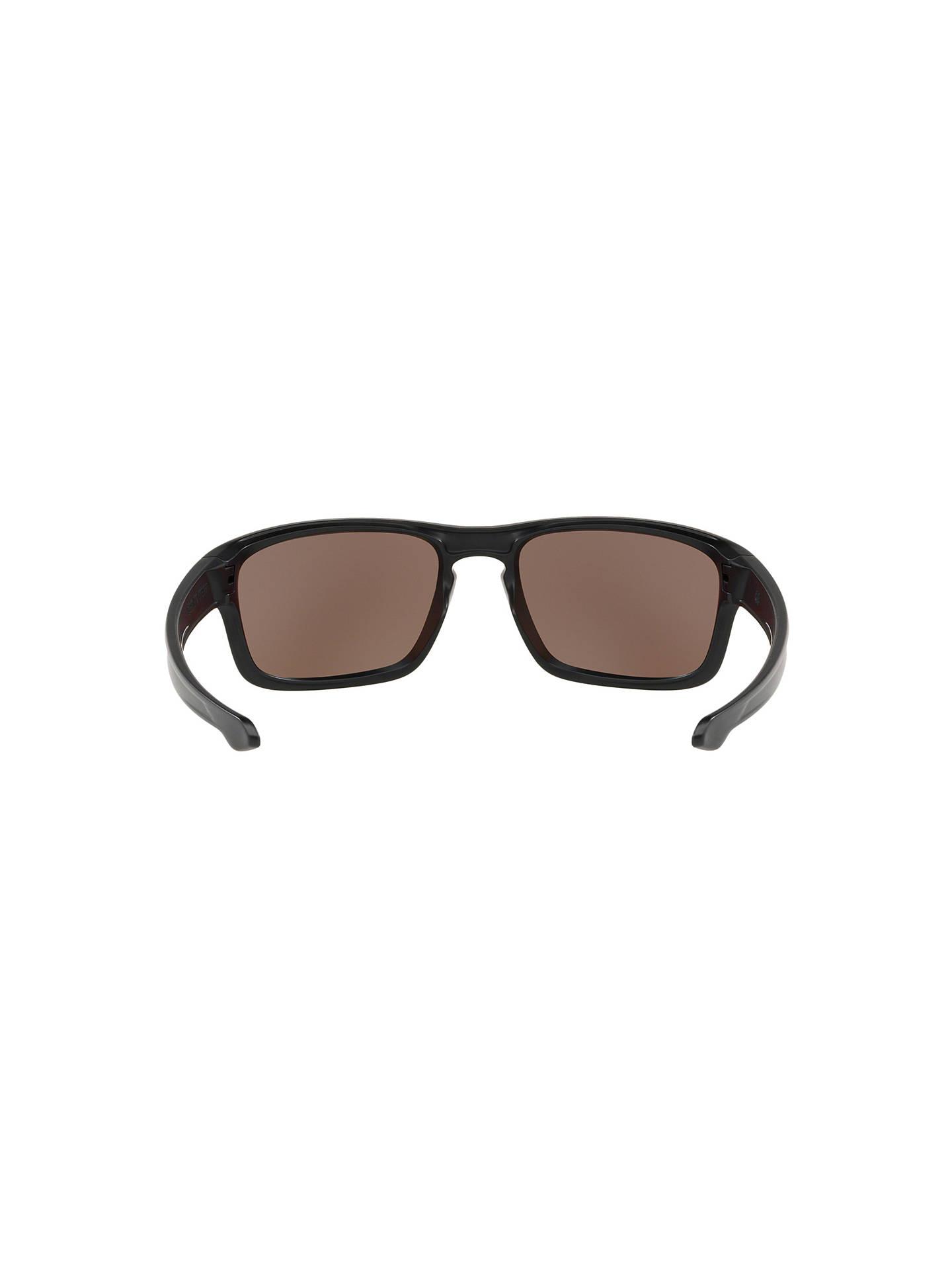 1002bb4aac ... BuyOakley OO9408 Men s Sliver Stealth Prizm Polarised Rectangular  Sunglasses