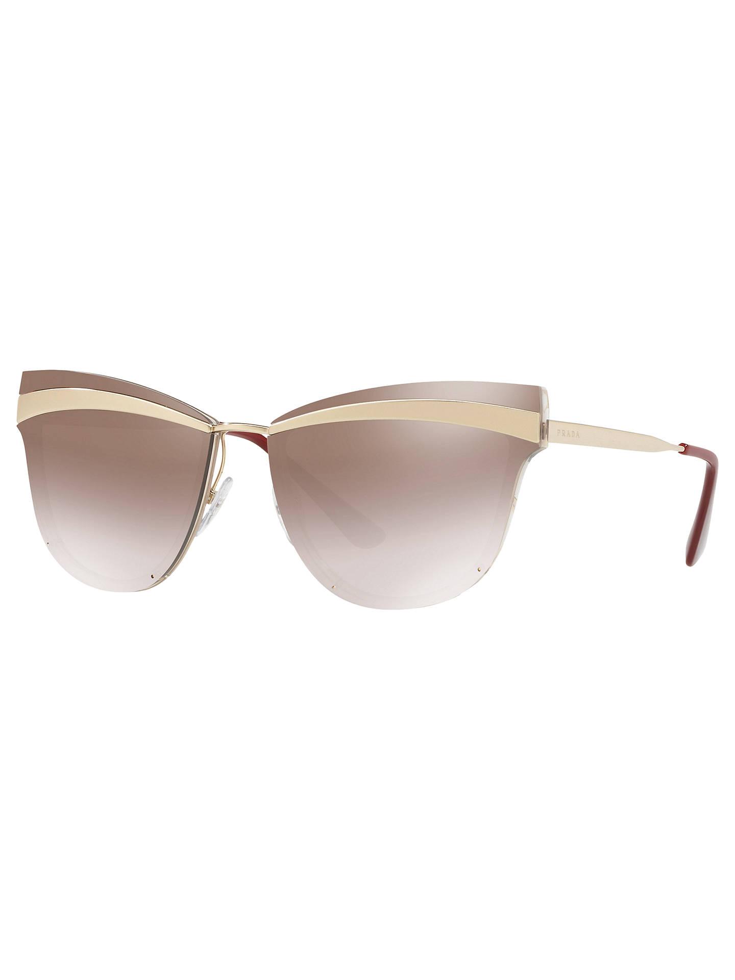 9ffb5e3183c Buy Prada PR 12US Cat s Eye Sunglasses Sunglasses
