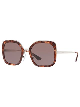 4f79045b22ea Prada 57US Women s Square Sunglasses