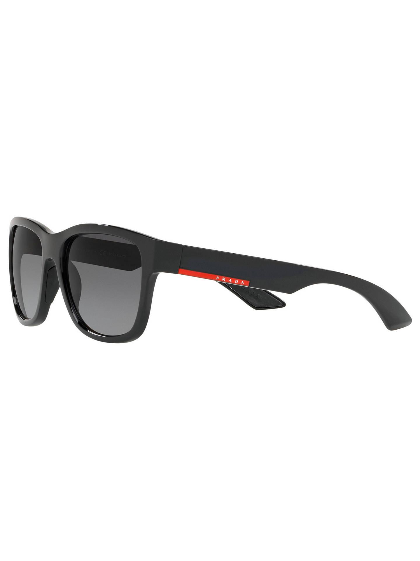 3ab09477e9 ... BuyPrada PS03QS Men s Rectangular Sunglasses