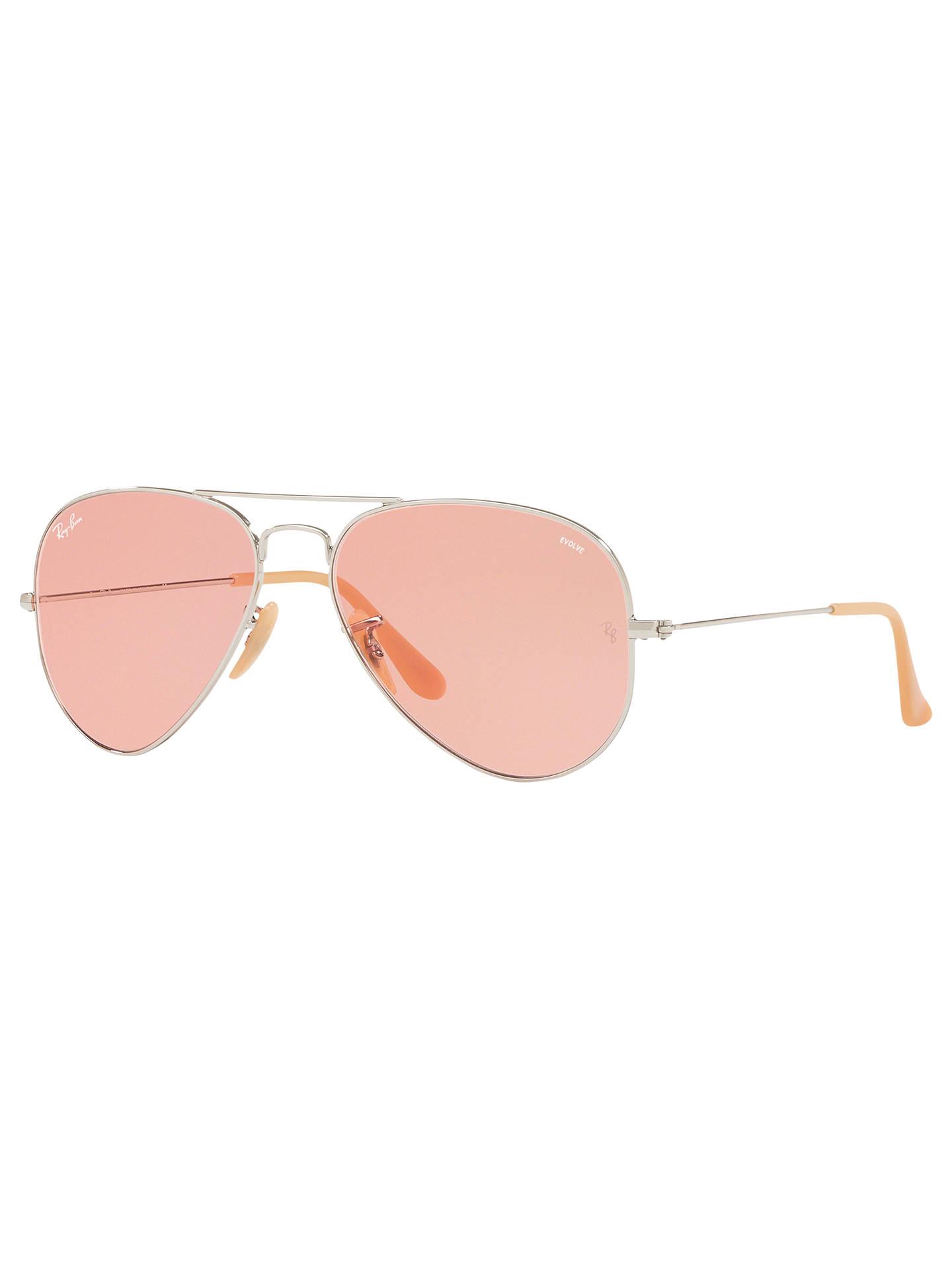 2b897da6b08ce Ray-Ban RB3025 Men s Evolve Original Aviator Sunglasses at John ...