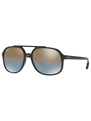 3adc95d72bf Ray-Ban RB4312 Men s Square Sunglasses