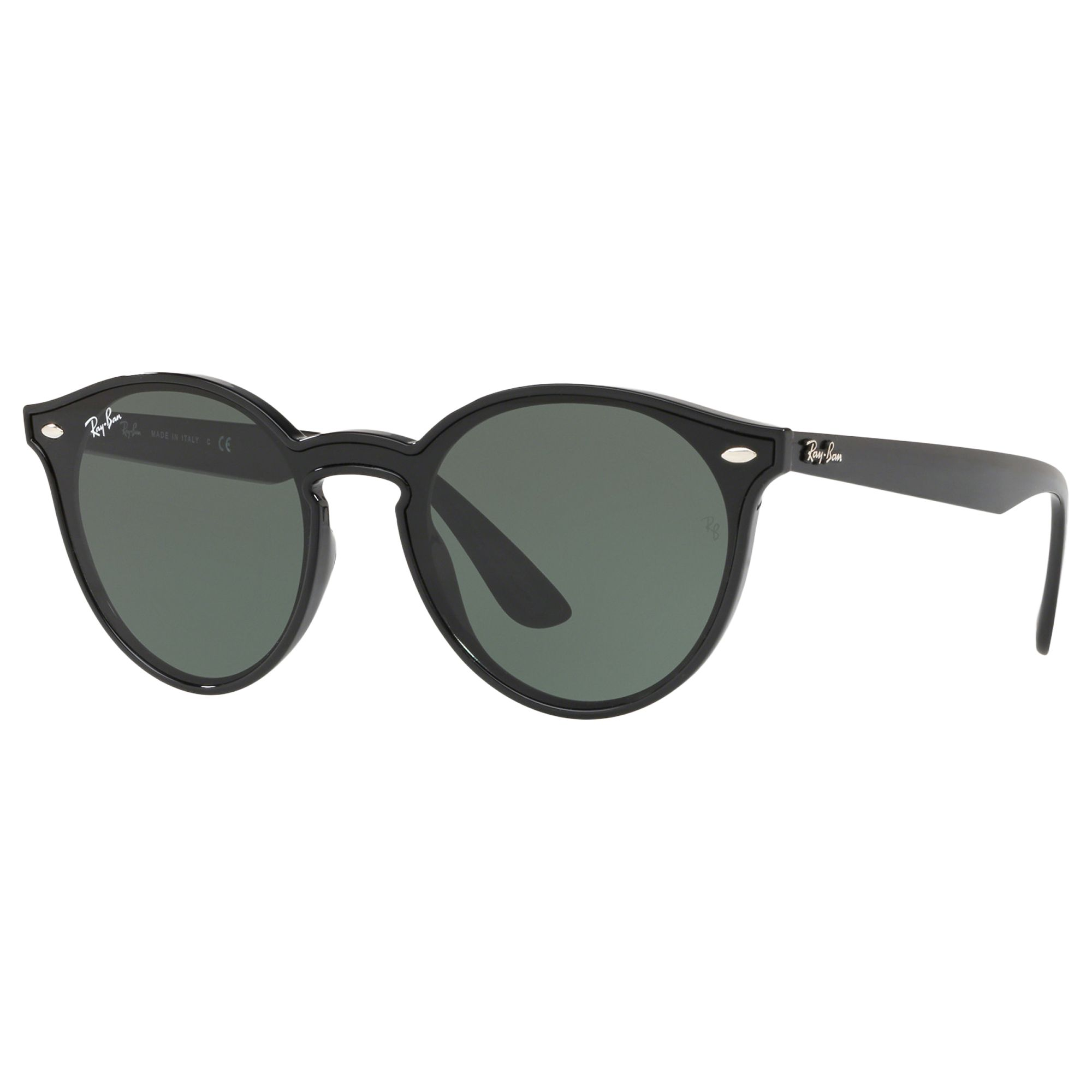 fb7e6093f48 Ray-Ban RB4380N Unisex Oval Sunglasses