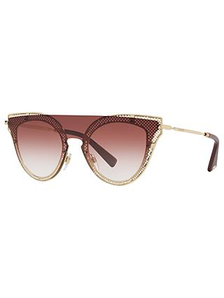 Valentino VA2020 Women's Cat's Eye Sunglasses