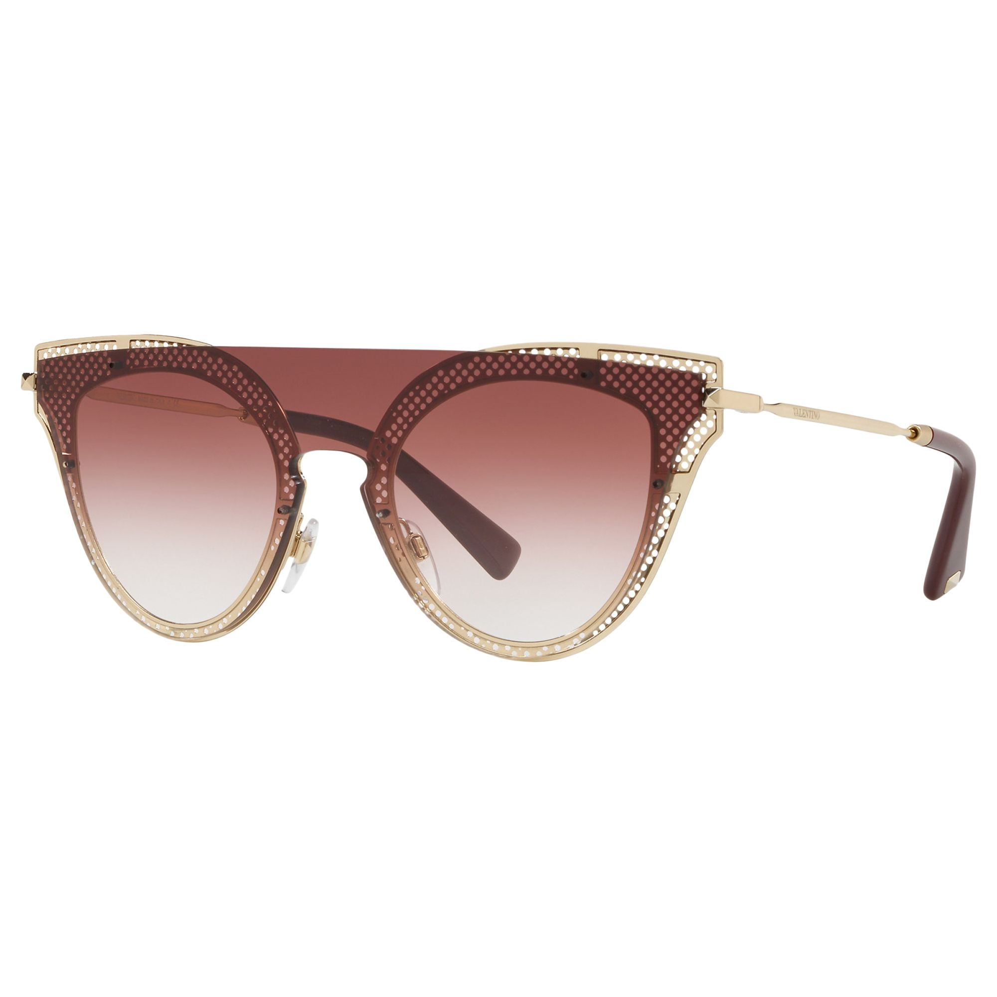 Valentino Valentino VA2020 Women's Cat's Eye Sunglasses
