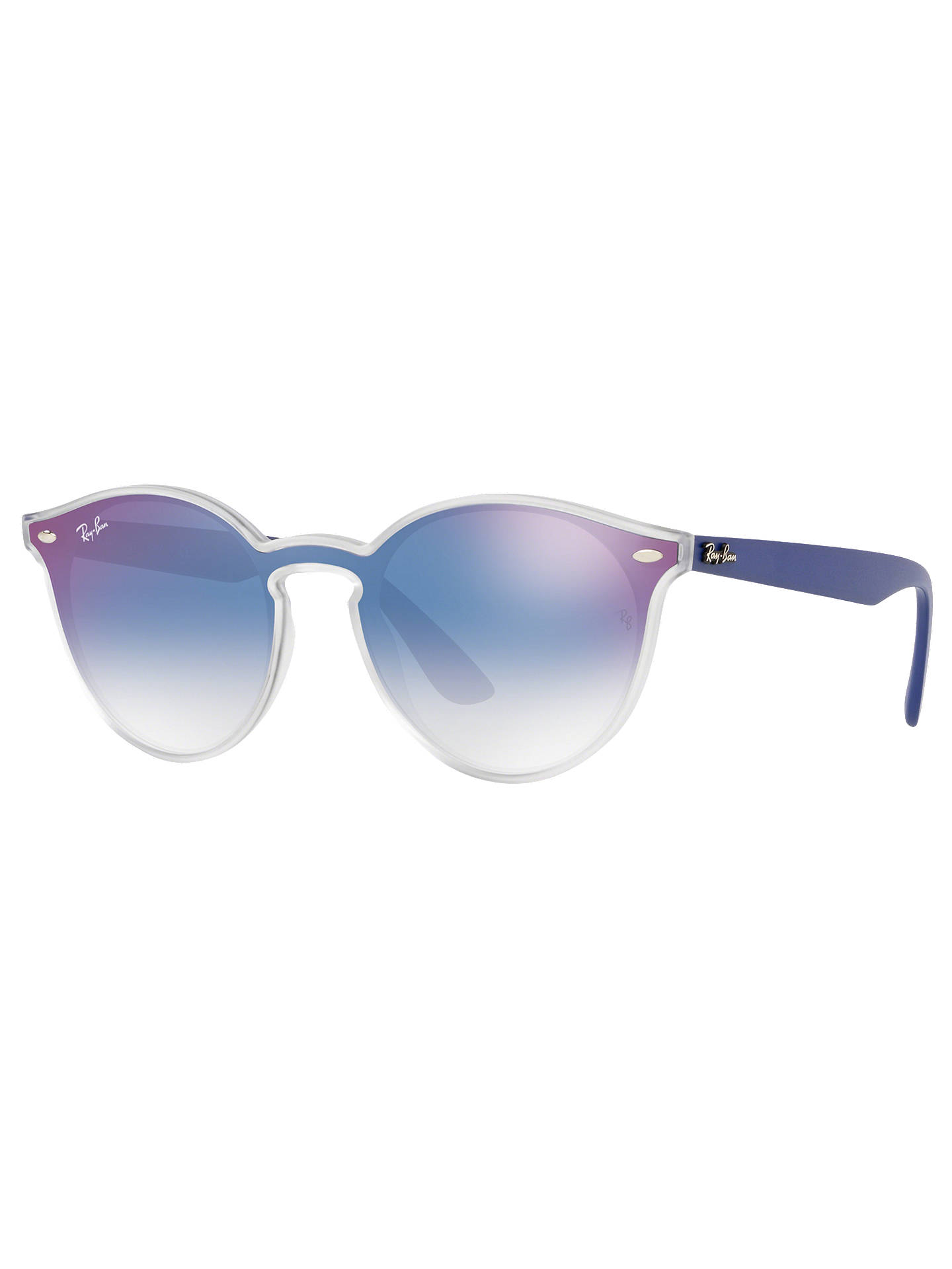 ec843e9781ac Buy Ray-Ban RB4380N Men s Oval Sunglasses
