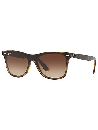Ray-Ban RB4440 Unisex Mirrored Sunglasses