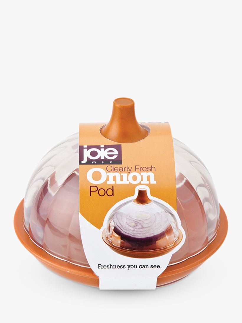 Joie Joie Onion Storage Pod, Clear/Brown