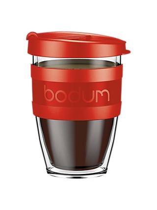Bodum Joy Cup Double Wall Travel Mug, 300ml