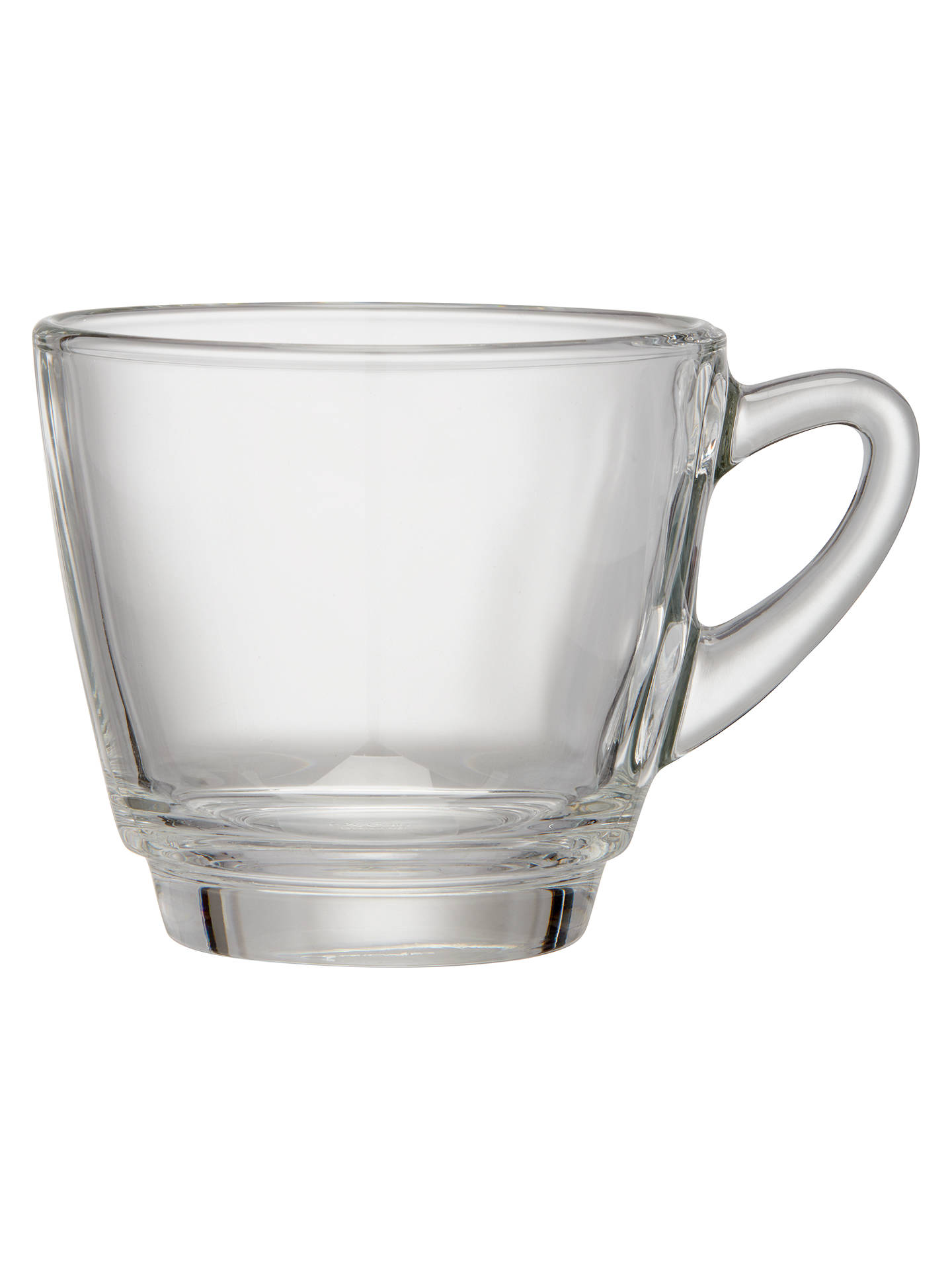 BuyJohn Lewis & Partners Coffee Connoisseur Glass Kenya Cup, 245ml, Clear Online at johnlewis.com