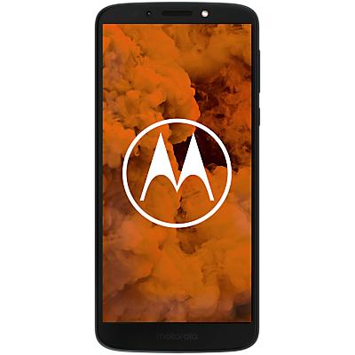 Motorola g6 play SIM Free Smartphone, Android, 5.7, 4G LTE, SIM Free, 32GB