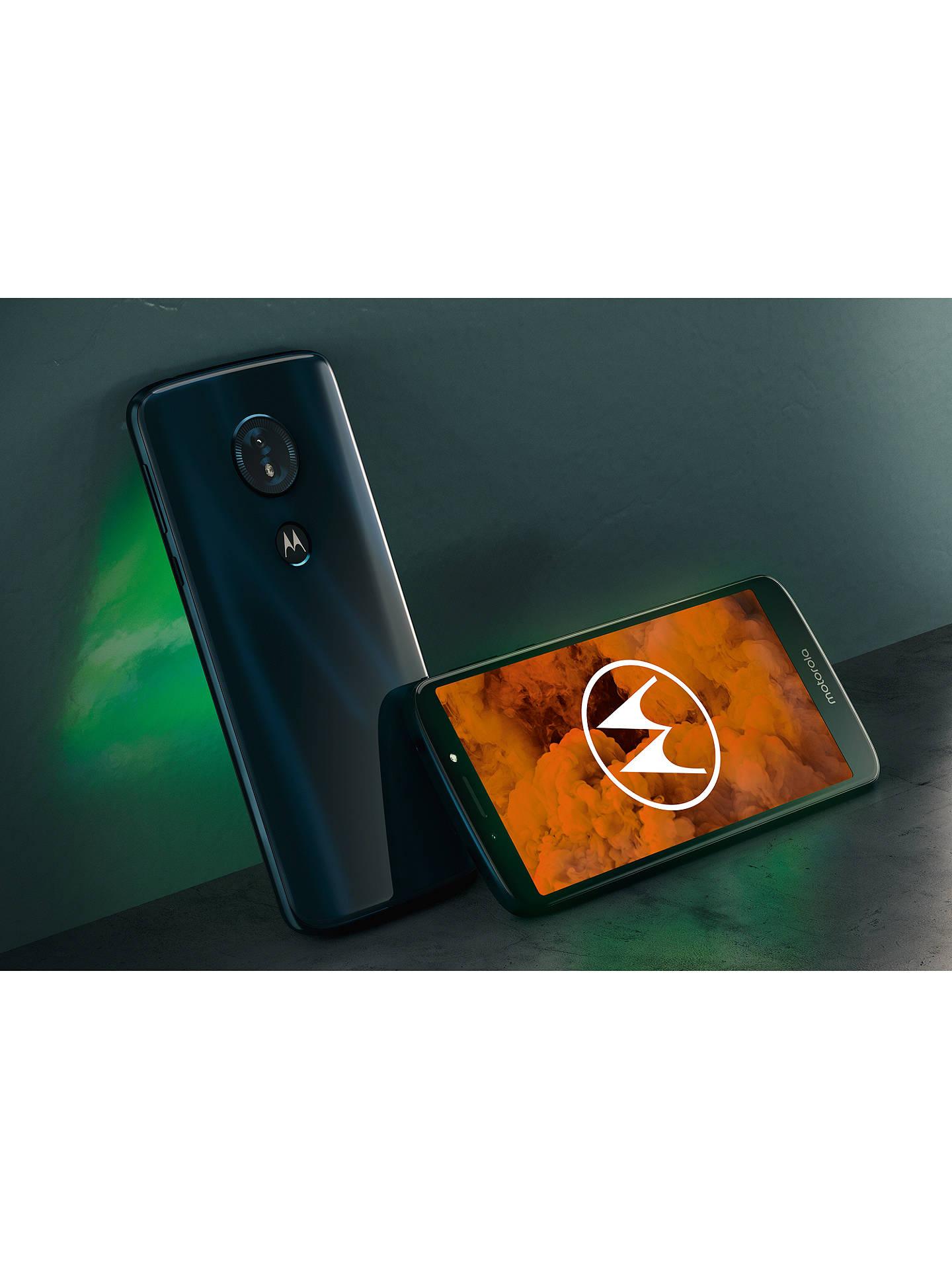 Motorola g6 play SIM Free Smartphone, Android, 5 7