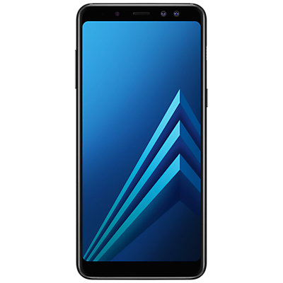 Image of Samsung Galaxy A8 Smartphone, Android, 5.6, 4G LTE, SIM Free, 32GB