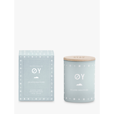 Skandinavisk Öy Mini Scented Candle with Lid