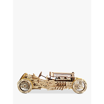 Image of Ugears Grand Prix Car Puzzle