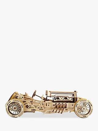 Ugears Grand Prix Car Puzzle