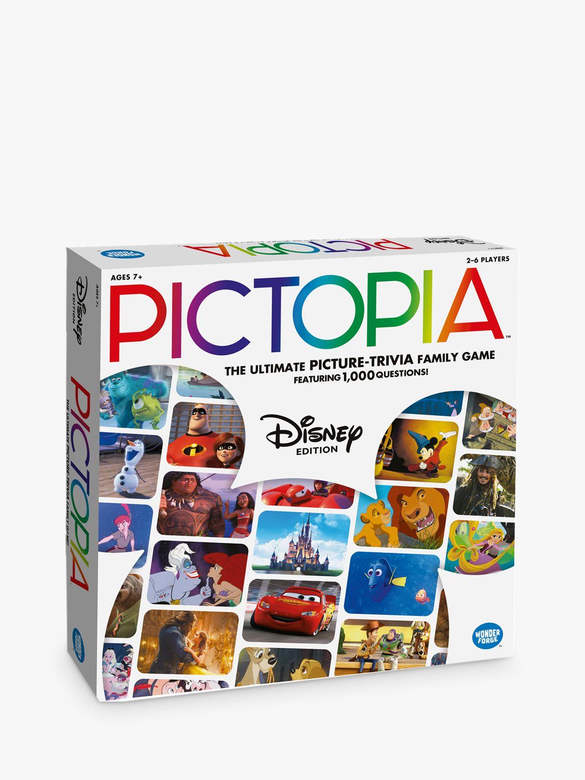 Ravensburger Ravensburger Disney Pictopia Game