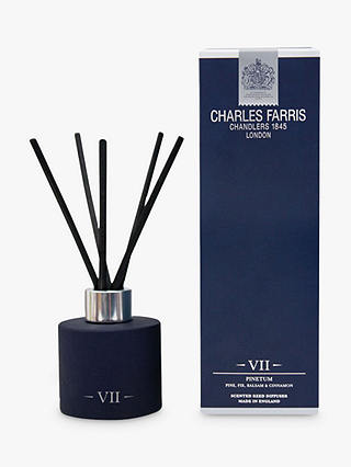 Buy Charles Farris Signature Pinetum Reed Diffuser Online at johnlewis.com
