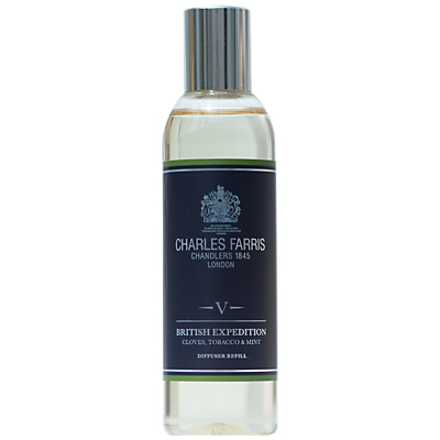 Charles Farris British Expedition Diffuser Refill, 200ml
