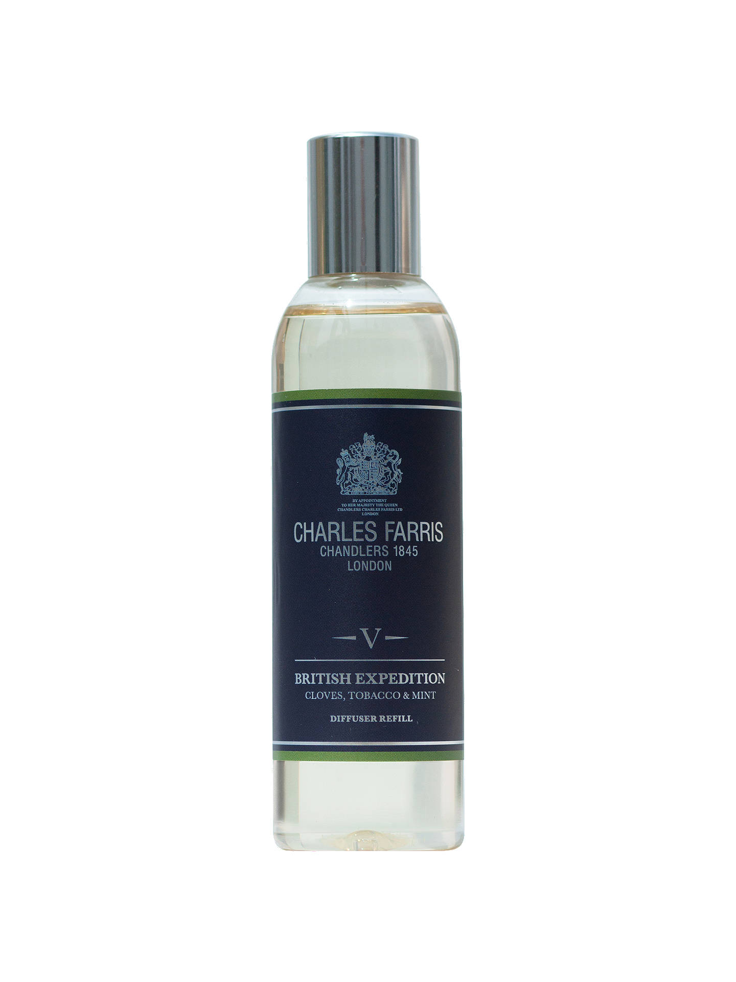 BuyCharles Farris British Expedition Diffuser Refill, 200ml Online at johnlewis.com