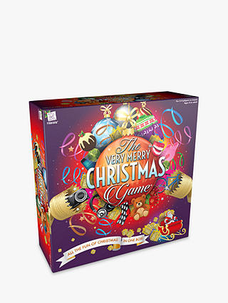 Buy Very Merry Christmas Board Game Online at johnlewis.com