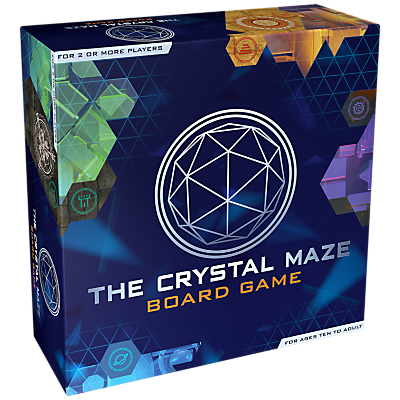The Crystal Maze Game