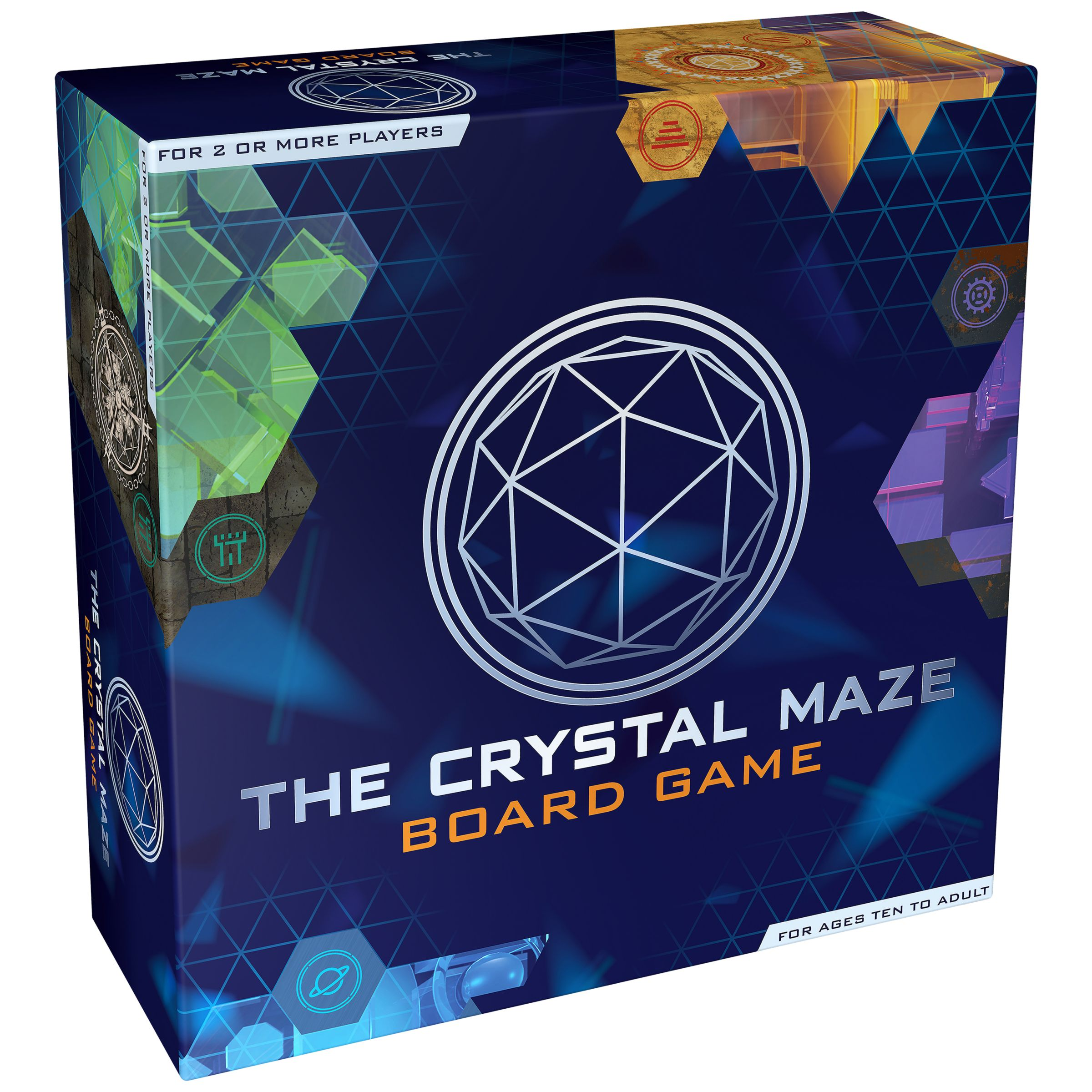 Esdevium The Crystal Maze Game