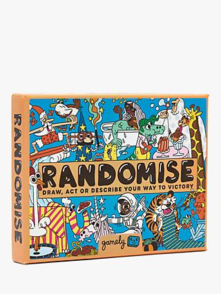 Gamely Ltd Randomise Card Game