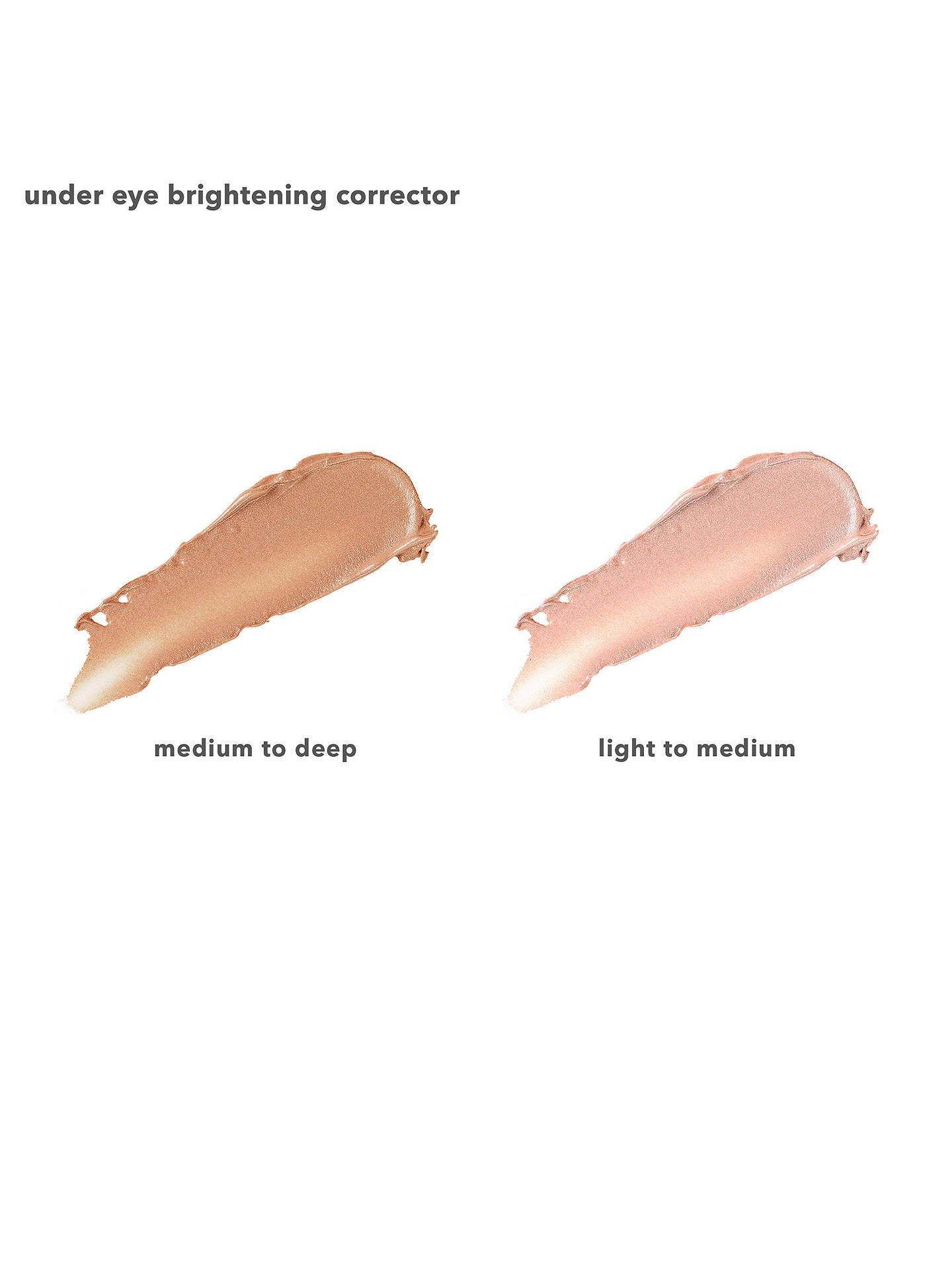 BuyBECCA Under Eye Brightening Corrector, Light to Medium Online at johnlewis.com