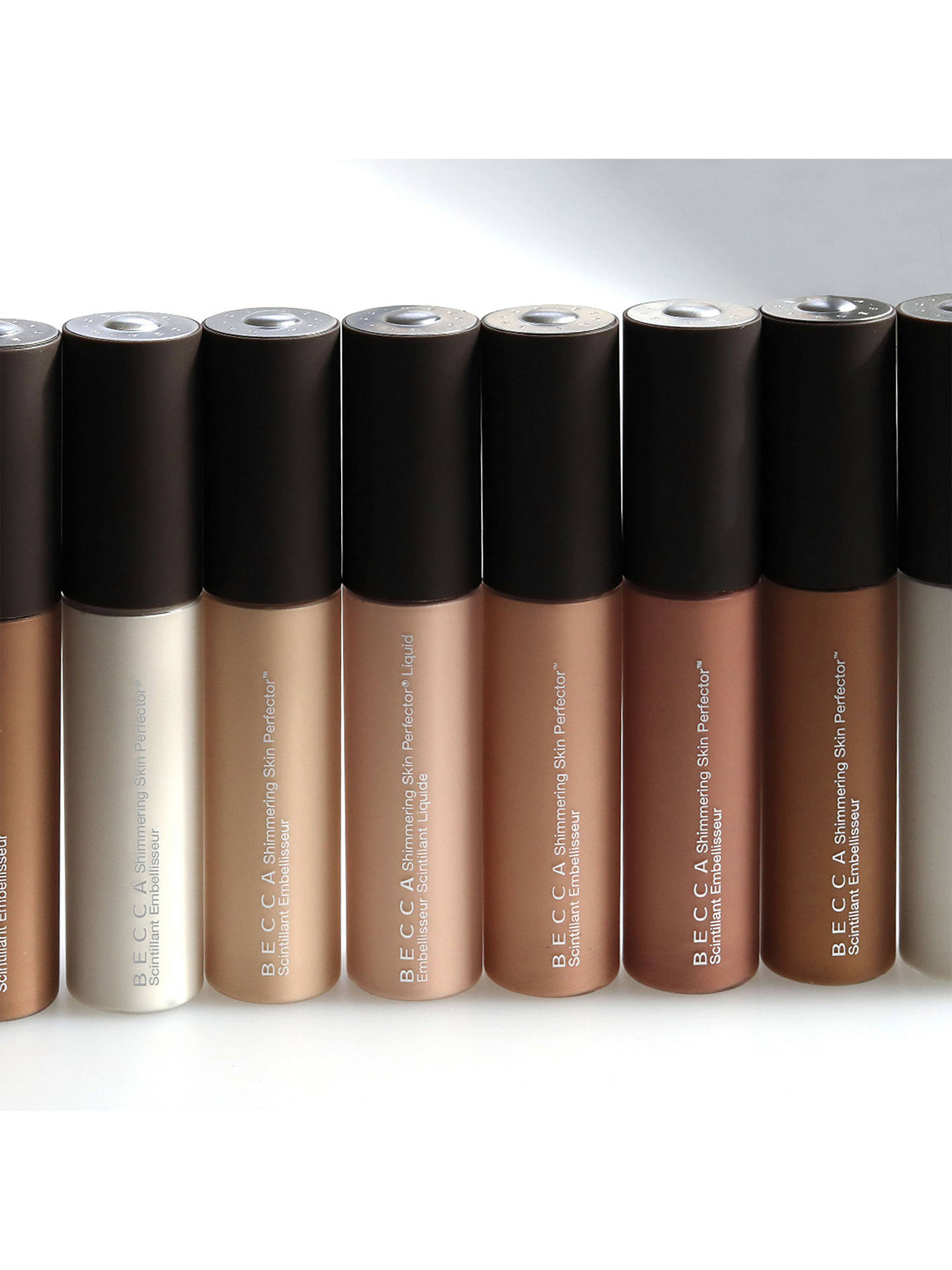 Buy BECCA Shimmering Skin Perfector™ Liquid Highlighter, Prosecco Pop Online at johnlewis.com